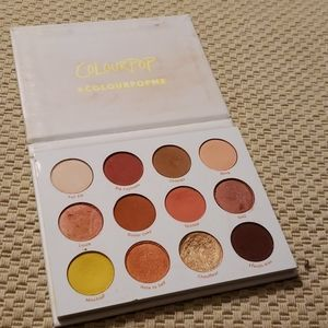 ColourPop Yes, Please eye shadow palette